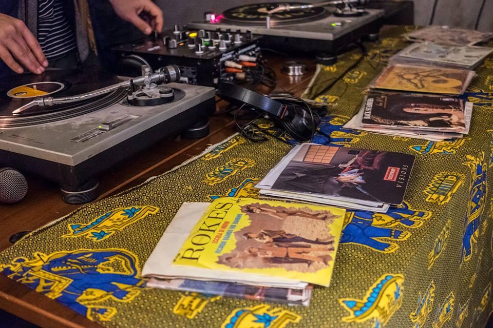 DJ set by Funky Gringos