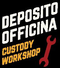 Deposito officina / Custody workshop