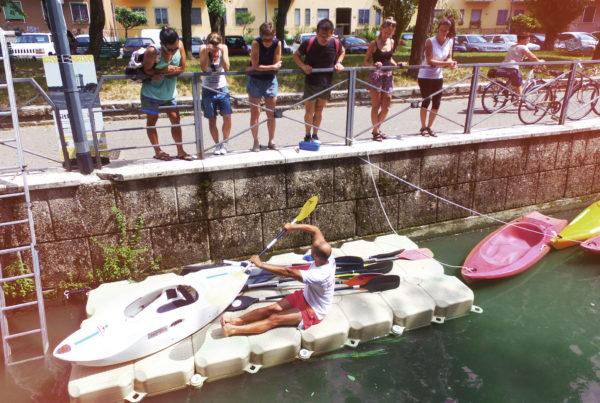 Kayak Martesana Milano Eastriver