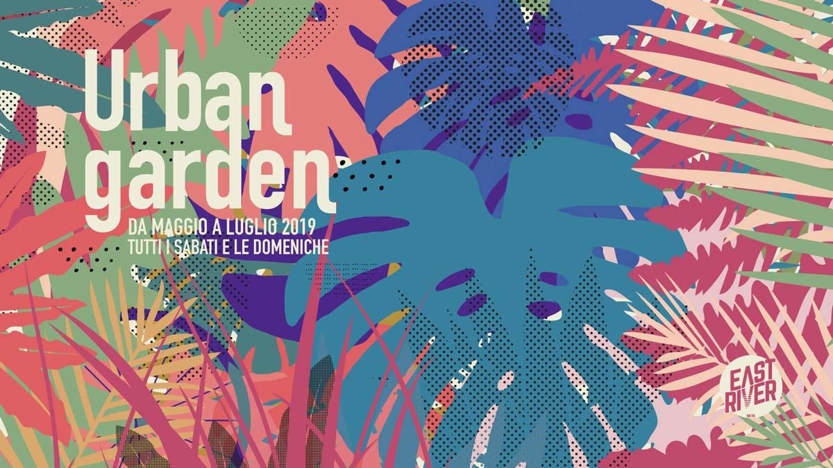 Urban Garden presso Eastriver, Naviglio Martesana
